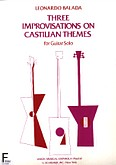 Ok�adka: Balada Leonardo, 3 Improvisations On Castilian Themes