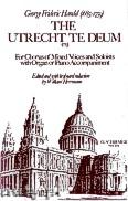 Okładka: Händel George Friedrich, Utrecht Te Deum (1713)