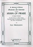 Okładka: Mendelssohn-Bartholdy Feliks, Hymn Of Praise