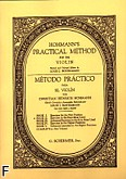 Okładka: Hohmann Christian Heinrich, Practical Method for the Violin, Vol. 2