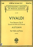 Okładka: Vivaldi Antonio, Vivaldi - Four Season, Op. 8 - Autumn