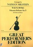 Ok�adka: Wieniawski Henryk, Polonaise Brillante, op. 21, nr 2 (Piano / Violin)
