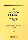 Okładka: Mendelssohn-Bartholdy Feliks, Elijah