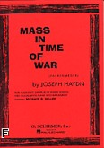 Okładka: Haydn Franz Joseph, Mass In Time Of War