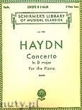 Ok�adka: Haydn Franz Joseph, Koncert fortepianowy D-dur