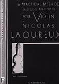 Ok�adka: Laoureux Nicolas, A Practical Method for Violin, Vol. 1 (Supplement)