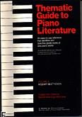 Okładka: Morhange-Motchane Marthe, Tematyczny przewodnik po literaturze fortepianowej - z. 2: Mozart/Beethoven
