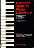 Ok�adka: Morhange-Motchane Marthe, Tematyczny przewodnik po literaturze fortepianowej - z. 1: Bach/Handel • Sonatiny (R�ni) • Haydn Sonaty