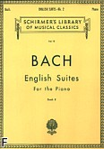 Ok�adka: Bach Johann Sebastian, English Suites For the Piano Vol. 2