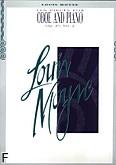 Okładka: Moyse Louis, 10 utworów na obój i fortepian, op. 37, nr 2
