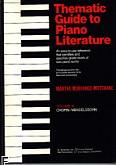 Ok�adka: Morhange-Motchane Marthe, Tematyczny przewodnik po literaturze fortepianowej - z. 3: Chopin/Mendelssohn