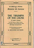 Ok�adka: Matthews David, Triumph Of The Cross