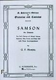 Okładka: Händel George Friedrich, Samson