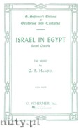 Ok�adka: H�ndel George Friedrich, Israel In Egypt