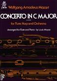 Okładka: Mozart Wolfgang Amadeusz, Koncert fletowy C-dur, K.299