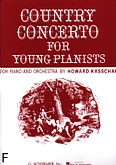 Ok�adka: Kasschau Howard, Country Concerto For Young Pianists (Set)