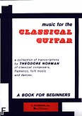Okładka: Norman Theodore, Music For The Classical Guitar - Book 1