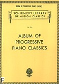 Ok�adka: , Album Of Progressive Piano Classics