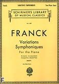 Okładka: Franck César, Variations Symphoniques