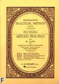 Okładka: Hohmann Christian Heinrich, Praktyczna szkoła na skrzypce, z. 3