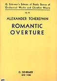 Okładka: Czerepin Aleksander, Romantic Overture