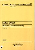 Ok�adka: Barber Samuel, Music For A Scene From Shelley