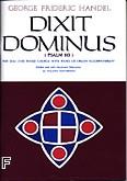 Okładka: Händel George Friedrich, Dixit Dominus (Psalm 110)