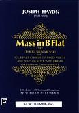 Okładka: Haydn Franz Joseph, Msza B-dur (Theresienmesse)