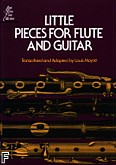 Ok�adka: Moyse Louis, Little Pieces for Flute and Guitar