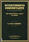 Ok�adka: Ramsier Paul, Divertimento Concertante On A Theme Of Couperin