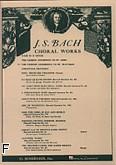 Okładka: Bach Johann Sebastian, St. Matthew Passion