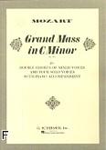 Okładka: Mozart Wolfgang Amadeusz, Grand Mass c-moll, K.427