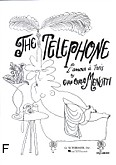 Okładka: Menotti Gian-Carlo, The Telephone