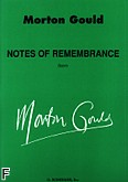 Ok�adka: Gould Morton, Notes Of Remberance