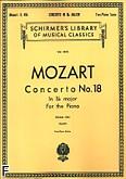 Okładka: Mozart Wolfgang Amadeusz, Koncert fortepianowy nr 18, B-dur, K.456