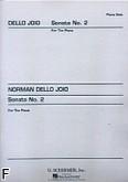 Okładka: Joio Norman Dello, Sonata nr 2