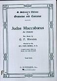 Ok�adka: H�ndel George Friedrich, Judas Maccabaeus