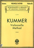 Okładka: Kummer Friedrich August, Szkoła na wiolonczelę