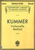 Ok�adka: Kummer Friedrich August, Szko�a na wiolonczel�
