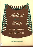 Ok�adka: Lawrence Lucile, Salzedo Carlos, Method for the Harp