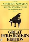 Okładka: Bach Johann Sebastian, Das Wohltemperierte Klavier h. 1