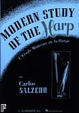 Okładka: Salzedo Carlos, Współczesne etiudy na harfę (L'etude Moderne De La Harpe)