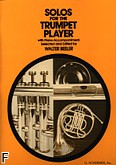Ok�adka: Beeler Walter, Solos For The Trumpet Player (Piano / Trumpet)