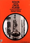 Ok�adka: Tustin Whitney, Solos For The Oboe Player na ob�j i fortepian