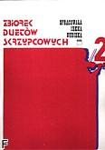 Ok�adka: Dubiska Irena, Zbiorek duet�w skrzypcoowych z. 2