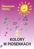 Ok�adka: S�oneczne rytmy, Kolory w piosenkach