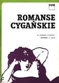 Okładka: Galas Stanisław, Romanse cygańskie na akordeon (z tekstem )