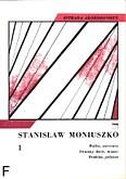 Okładka: Moniuszko Stanisław, Stanisław Moniuszko (transkrypcje na akordeon)