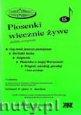 Ok�adka: , Piosenki wiecznie �ywe z. 15
