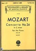 Ok�adka: Mozart Wolfgang Amadeusz, Koncert fortepianowy nr 24 c-moll, K.491